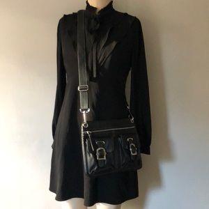 Etienne Aigner Leather Crossbody bag!